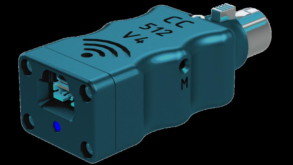 WiFi DMX CC512-V4 iSKY Dongle