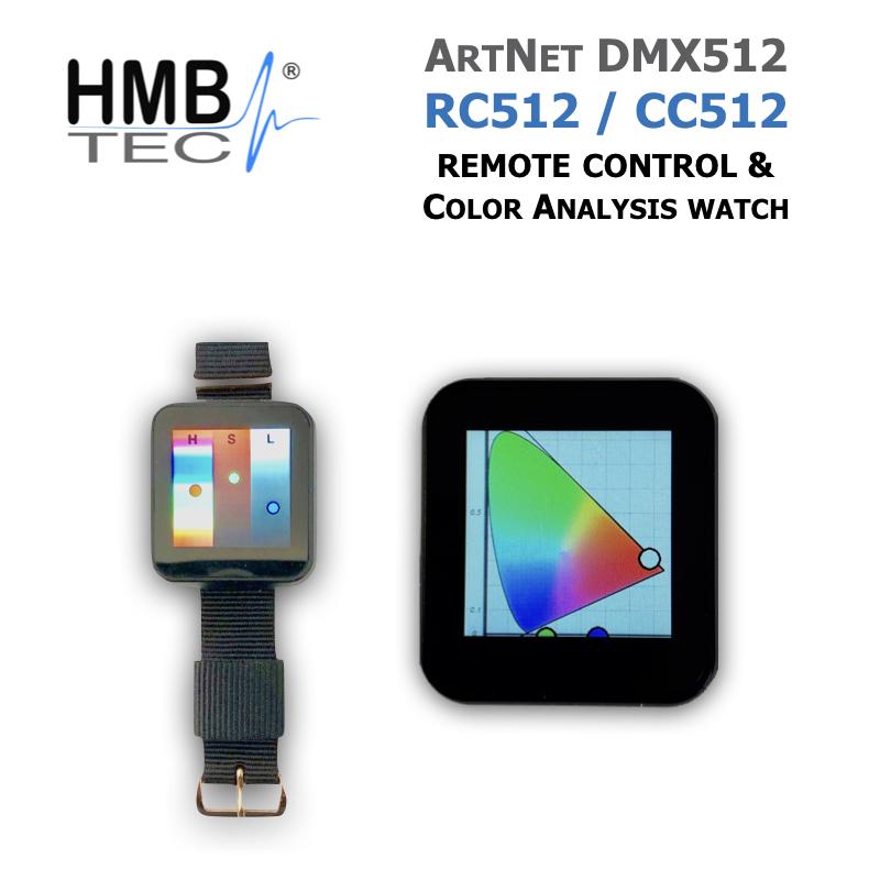 Artnet Remote Control