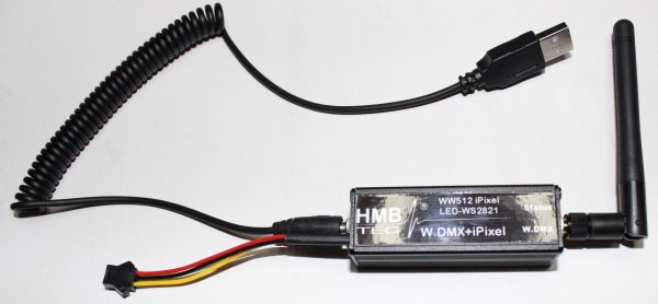 WW512i Receiver Pocket Plug